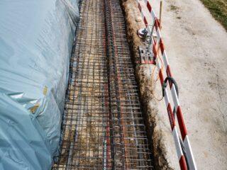Lernstatt Känguruh Lehrlingsprojekt Zindel United Stützmauer Malix