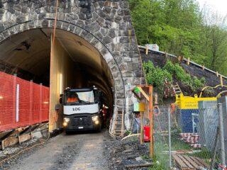 SBB Tunnel Bommerstein
