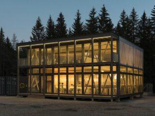 Quadrin Solution - modularer Holzbau