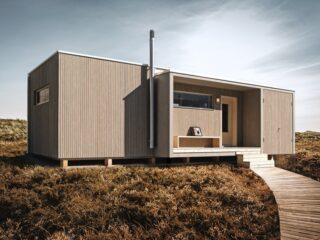 Quadrin Living tiny house aus Graubünden Schweiz
